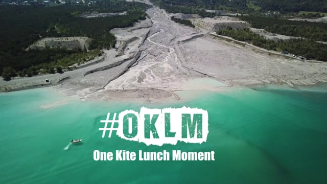 #OKLM - One Kite Lunch Moment